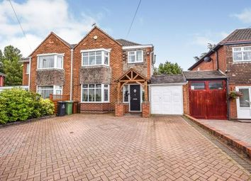 Thumbnail 3 bed semi-detached house for sale in Mob Lane, Pelsall, Walsall