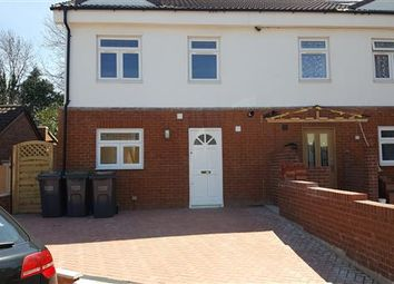 Thumbnail 3 bed semi-detached house for sale in Chiltern Gardens, Waller Avenue, Luton
