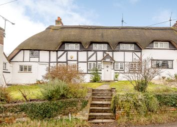 Thumbnail 4 bed semi-detached house for sale in Lees Hill, South Warnborough, Hook, Hampshire