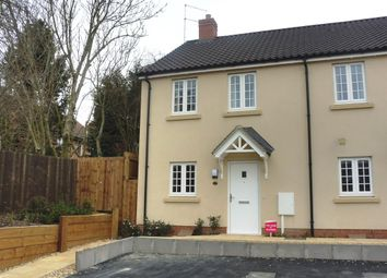 Thumbnail 3 bed property to rent in Sidings Close, Thrapston, Kettering