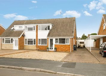 Thumbnail 3 bed semi-detached house for sale in Falconscroft Road, Swindon, Wiltshire