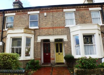 Thumbnail 3 bed terraced house to rent in Kimberley Road, Cambridge