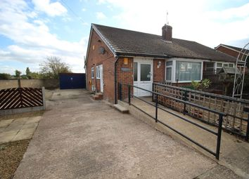 Thumbnail 2 bed bungalow for sale in Oakwood Close, Normanton
