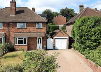 Thumbnail 3 bed semi-detached house for sale in Binscombe Lane, Godalming