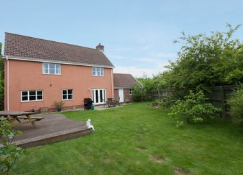 Thumbnail 4 bed detached house for sale in Bawburgh Lane, New Costessey, Norwich
