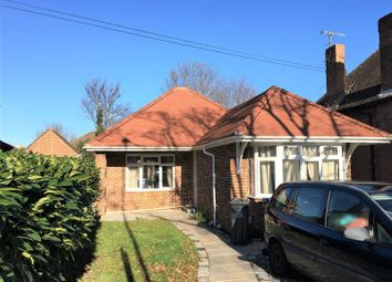 Thumbnail 2 bed detached bungalow for sale in Offington Avenue, Broadwater, Worthing