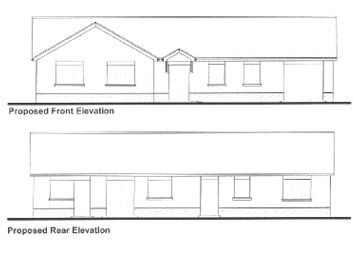 Thumbnail 3 bed bungalow for sale in Church Road, Gorslas, Llanelli, Carmarthenshire.