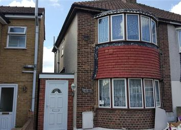 Thumbnail 3 bed property for sale in Seaton Road, Welling
