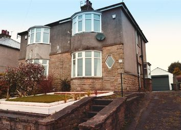 Thumbnail 2 bed semi-detached house for sale in Norcross Avenue, Oakes, Huddersfield