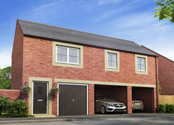 "Thumbnail 2 bed flat for sale in ""Hindle"" at Mitton Road, Whalley, Clitheroe"