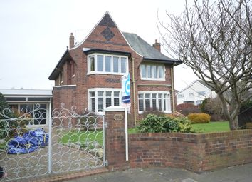 Thumbnail 3 bed detached house for sale in North Park Drive, Blackpool