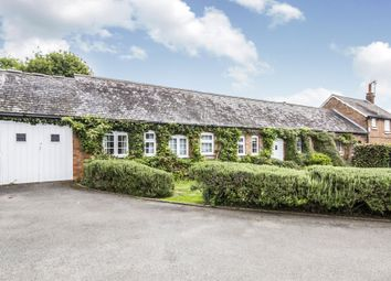 Thumbnail 5 bed barn conversion for sale in Lychgate Lane, Aston Flamville, Hinckley
