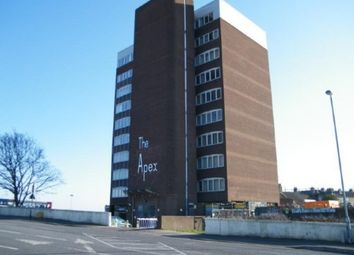 Thumbnail 2 bed flat for sale in The Apex, 2 Oundle Road, Peterborough, Cambridgeshire