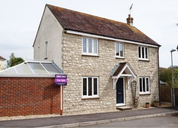 Thumbnail 3 bed detached house for sale in Gundry Road, Bridport