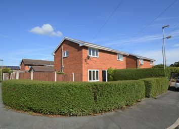 Thumbnail 2 bed semi-detached house for sale in Bracken Close, Broughton, Chester