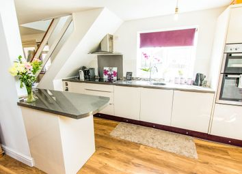 Thumbnail 3 bed semi-detached house for sale in Bain Close, Stamford