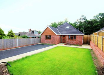 Thumbnail 3 bed detached bungalow for sale in Fairview Drive, Hythe, Southampton
