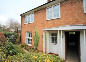 Thumbnail 3 bedroom end terrace house for sale in Harwood Hill, Welwyn Garden City