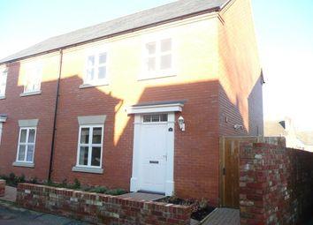 Thumbnail 3 bed semi-detached house to rent in Moffatt Terrace, Wellingborough