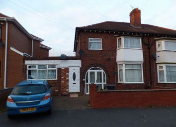 Thumbnail 4 bed semi-detached house for sale in Walter Road, Smethwick