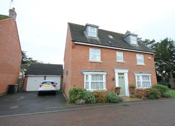Thumbnail 5 bed detached house for sale in Charlotte Way, Atherstone