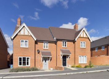 Thumbnail 3 bed semi-detached house for sale in Badeslade, Boughton, Northampton