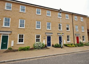 Thumbnail 3 bed terraced house for sale in Lancer Street, Colchester, Essex