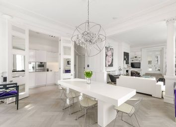 Thumbnail 2 bedroom flat to rent in Eaton Place, Belgravia