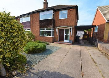 Thumbnail 3 bed semi-detached house for sale in The Meadows, Endon, Stoke-On-Trent