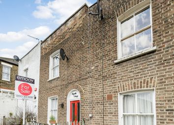 Thumbnail 2 bed terraced house for sale in Curnick's Lane, London