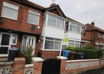 Thumbnail 3 bed terraced house to rent in Grangeside Avenue, Hull, East Riding Of Yorkshire