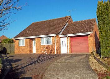 Thumbnail 2 bedroom detached bungalow for sale in Sutton Road, Swaffham