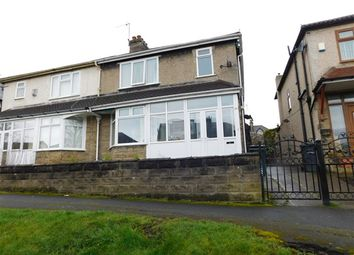Thumbnail 3 bed semi-detached house for sale in Carmona Gardens, Shipley