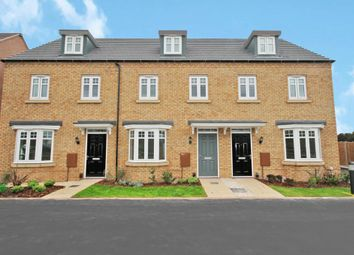"Thumbnail 3 bedroom end terrace house for sale in ""Kennett"" at Primrose Close, East Leake, Loughborough"