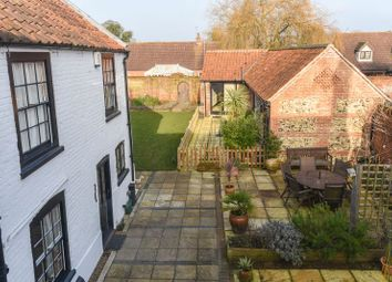 Thumbnail 4 bedroom semi-detached house for sale in High Street, Cawston, Norwich