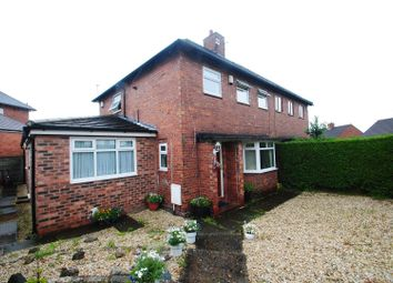 Thumbnail 4 bed semi-detached house for sale in Melrose Avenue, Appleton, Warrington