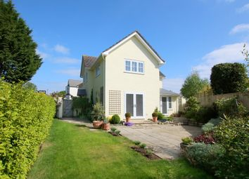 Thumbnail 4 bed detached house for sale in Brook Road, Lymington, Hampshire