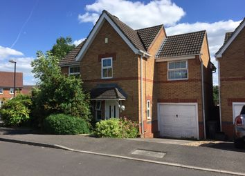 Thumbnail 4 bed detached house for sale in Holliday Close, Swindon