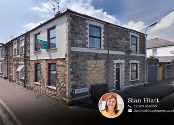 Thumbnail 3 bedroom end terrace house for sale in Diamond Street, Roath, Cardiff