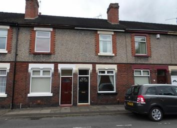 Thumbnail 2 bed terraced house for sale in Yeaman Street, Stoke-On-Trent, Staffordshire