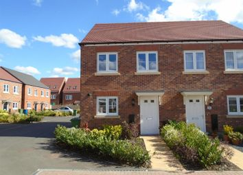 Thumbnail 2 bed semi-detached house for sale in Bayswater Square, Stafford