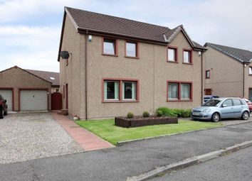 Thumbnail 3 bed semi-detached house for sale in Glebe Place, Burntisland, Fife