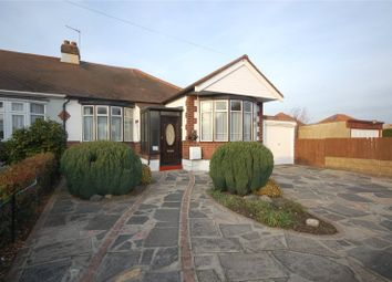 Thumbnail 2 bed semi-detached bungalow for sale in Upland Court Road, Harold Wood, Essex