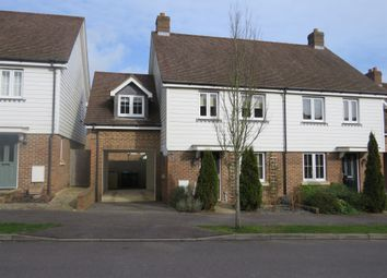 Thumbnail 4 bedroom semi-detached house for sale in Saxon Way, Lindfield, Haywards Heath