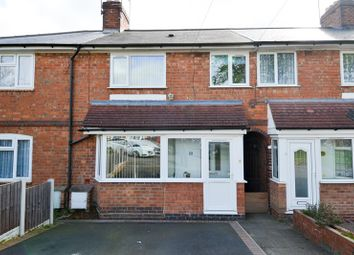 Thumbnail 3 bed town house for sale in Middlemore Road, Northfield, Birmingham