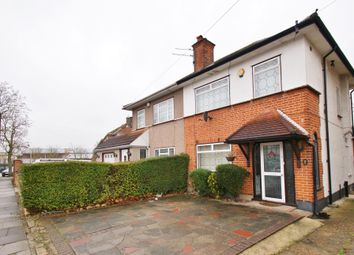 Thumbnail 3 bed semi-detached house to rent in Bryant Road, Northolt