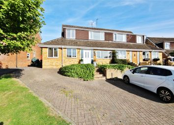 Thumbnail 3 bed semi-detached house for sale in Malthouse Close, Blunsdon, Wiltshire