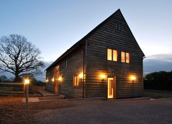 Thumbnail 5 bed barn conversion to rent in Church Road, Horne, Horley