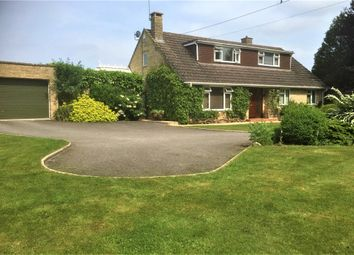 Thumbnail 4 bed detached house for sale in Suggs Lane, Broadway, Ilminster, Somerset