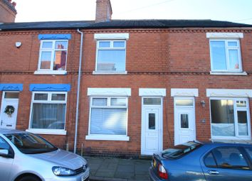 Thumbnail 2 bed terraced house to rent in Edward Street, Hinckley